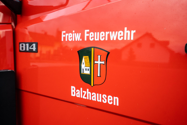 Feuerwehr Balzhausen